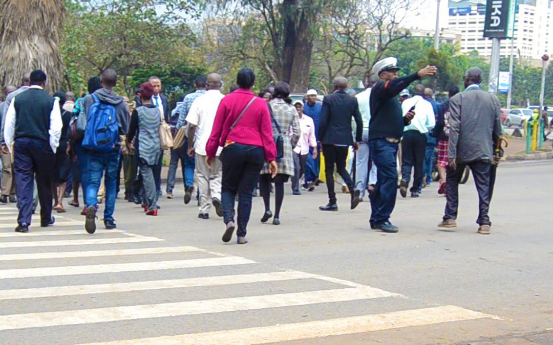 COVID 19 is a Nairobi disease, Kenyans tell researchers