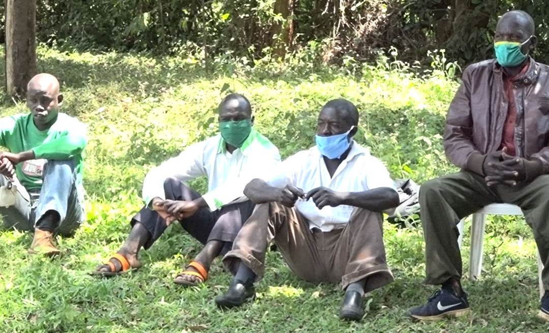 UGENYA RESIDENTS SEEK JUSTICE IN LAND TUSSLE