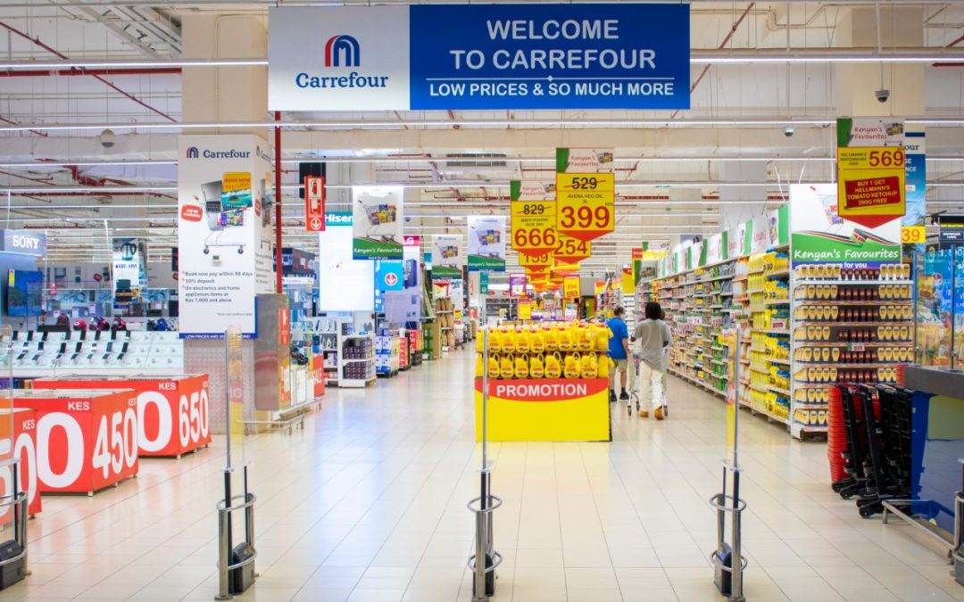 Carrefour to open three stores in Mombasa