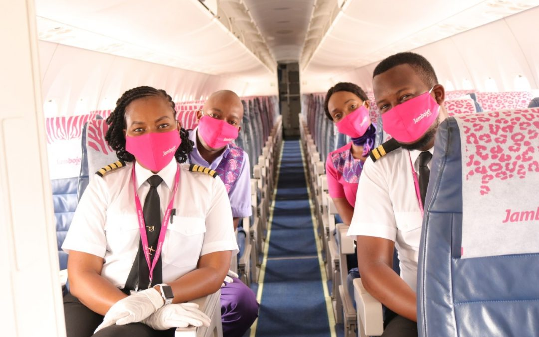 Jambojet launches campaign to encourage domestic travel