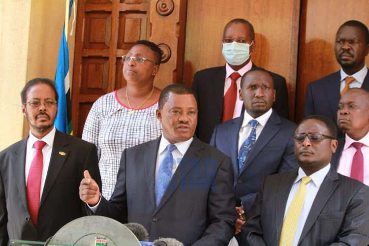 Speaker Muturi rubbishes Chief Justice advisory on House dissolution over gender rule