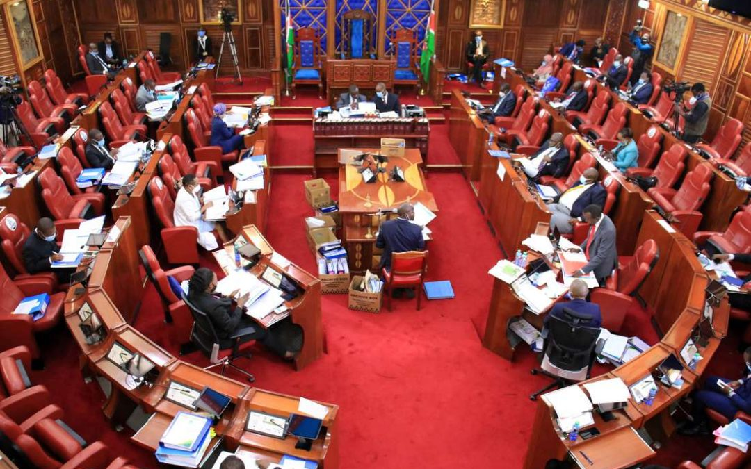 Senate agrees on revenue formula ending Counties Funds stalemate