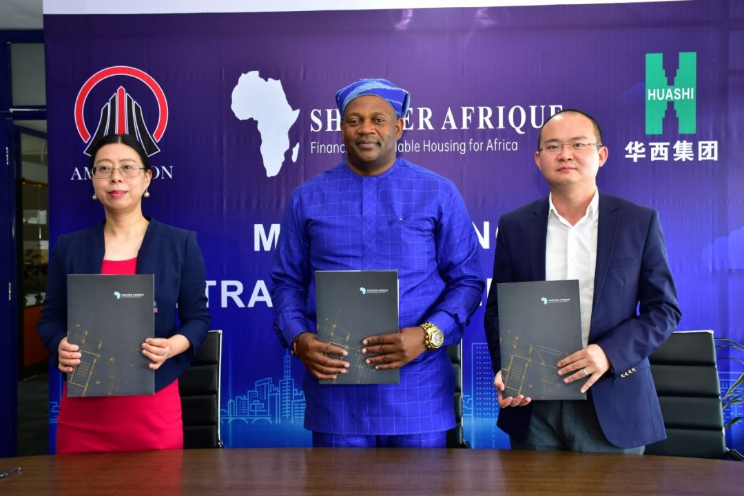 Shelter Afrique signs MOU for large-scale affordable housing projects