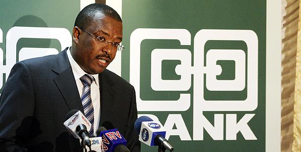 CO-OP BANK NAMED BEST BANK IN KENYA AT 2020  E.M.E.A FINANCE AWARDS