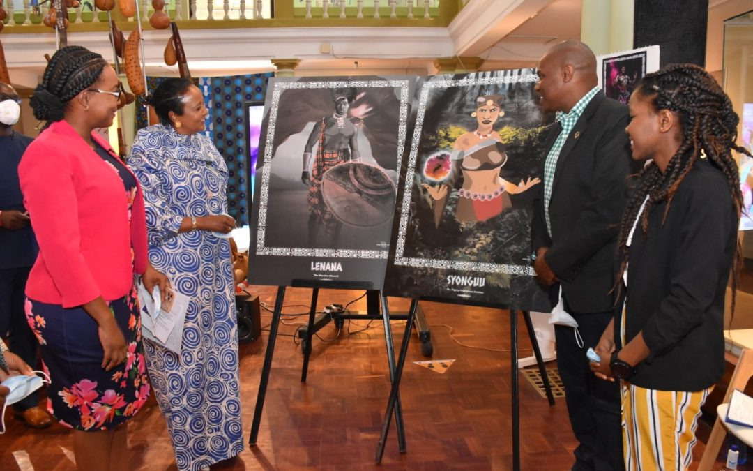 Superheroes Stories launched to mark Mashujaa Day