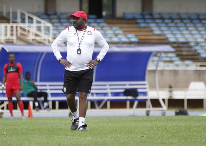 Harambee Stars coach resigns