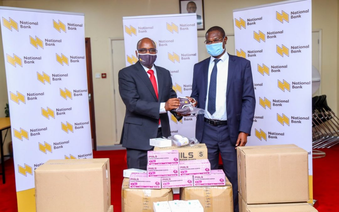 TSC receives COVID 19 protective equipment donation towards schools re-opening efforts