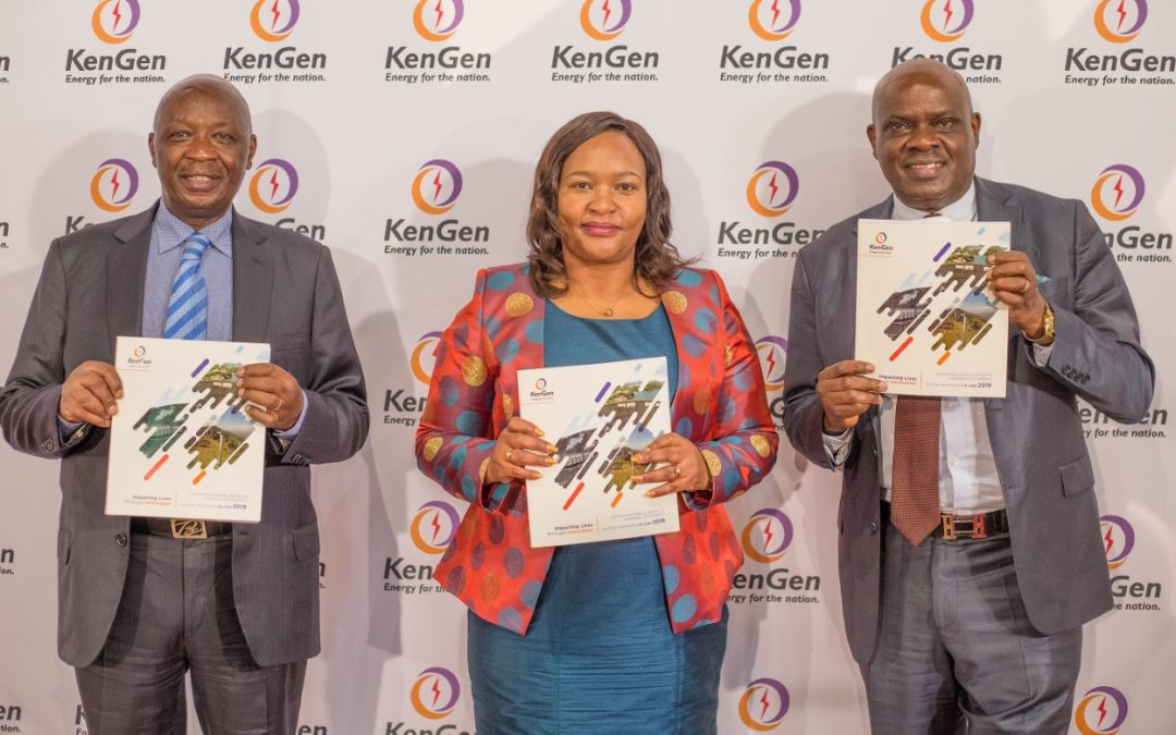 KENGEN TO PAY KSH 1.65B IN DIVIDENDS