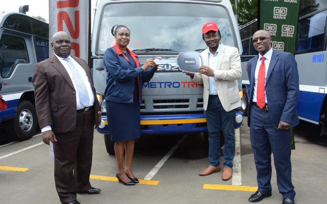 Coop Bank finances Metrotrans Sacco fleet of 45 new buses