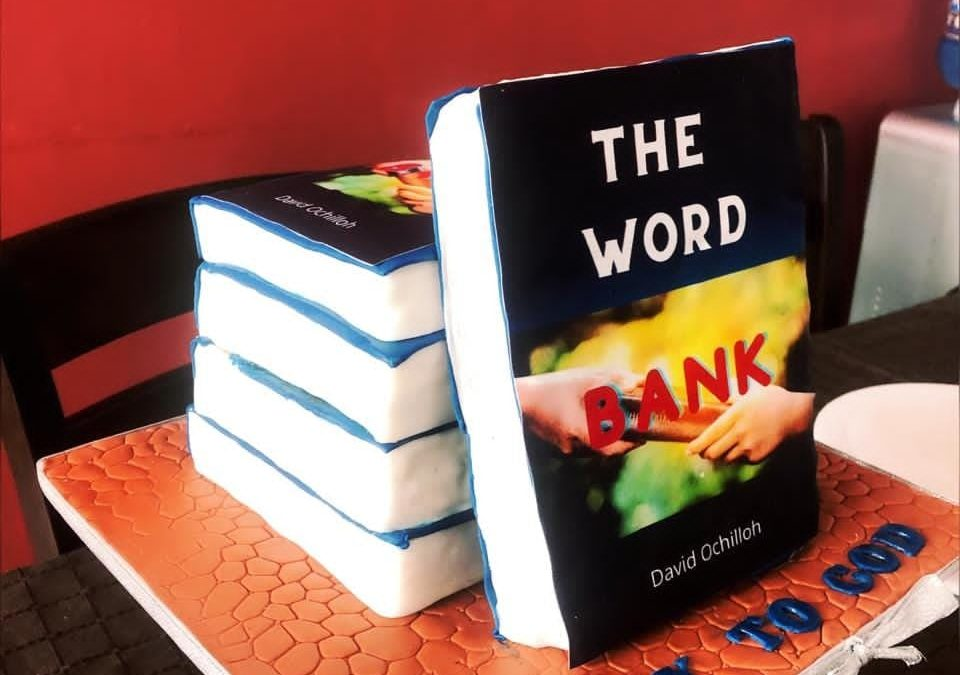 'Word Bank' book successfully launched to encourage Christian Believers to invest in GOD's Word