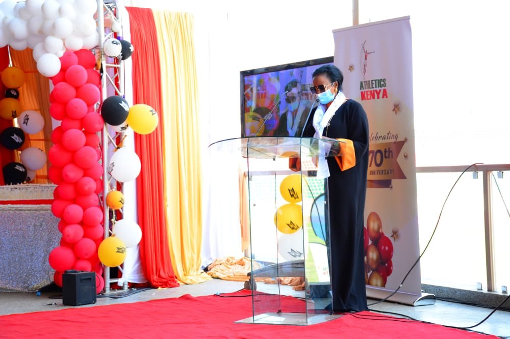 Athletics Kenya Marks 70th Anniversary