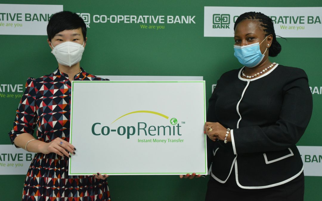 Co-op Bank launches alternative global money transfer solution