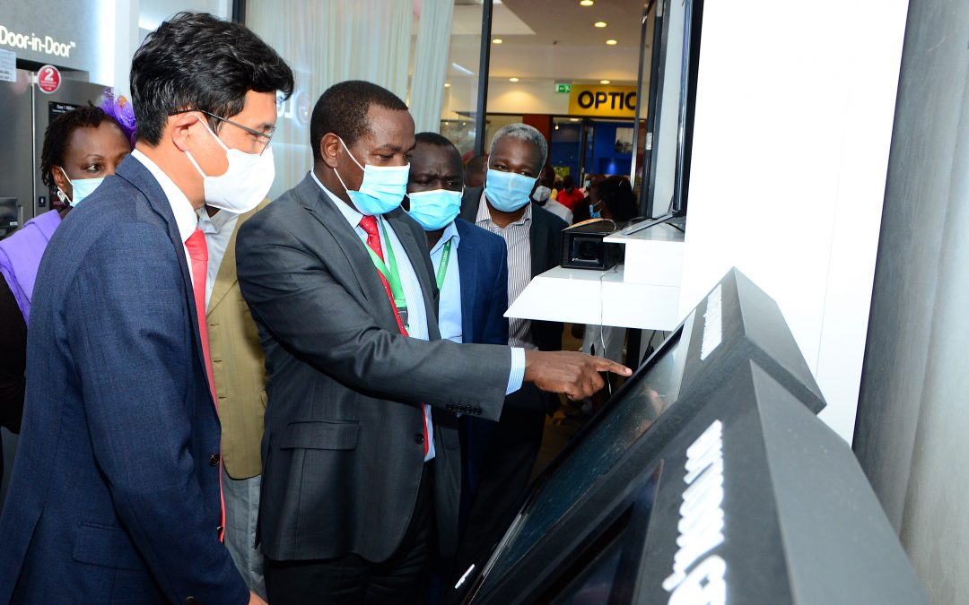 LG ELECTRONICS LAUNCHES SECOND VIRTUAL SHOWROOM