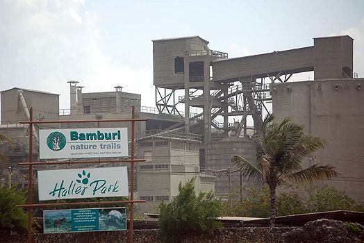 5 Counties benefit from PPE's donation by Bamburi Cement Company
