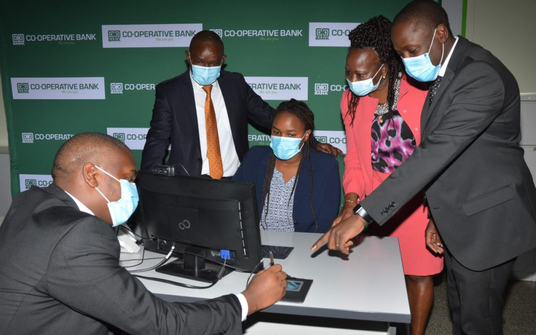 Cooperative Bank named '2020 Bank of the Year in Kenya' by FT London