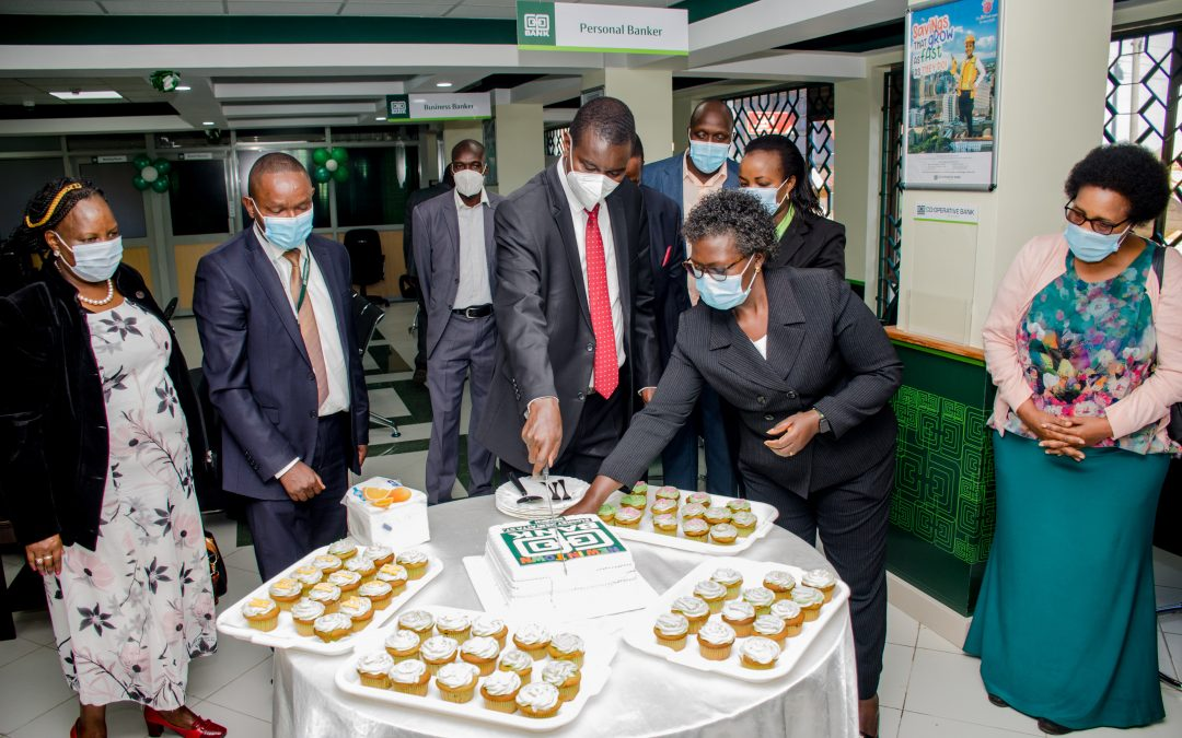 Co-operative Bank opens third branch in Eldoret town