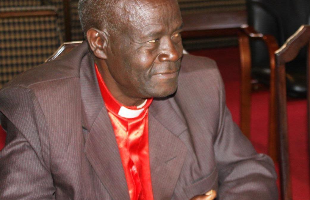 NCCK mourns death of Archbishop Joram Olwamba