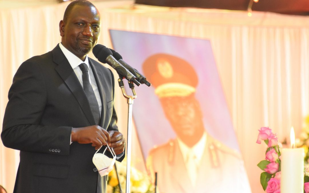DP Ruto backs prioritizing of Healthcare workers