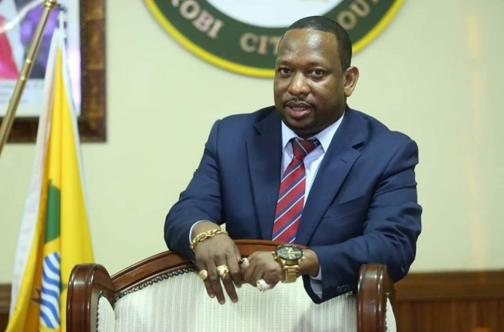 Nairobi County Governor  impeached