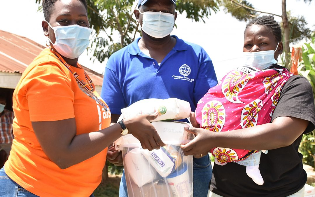 Absa supports over 1,000 vulnerable families affected by COVID-19