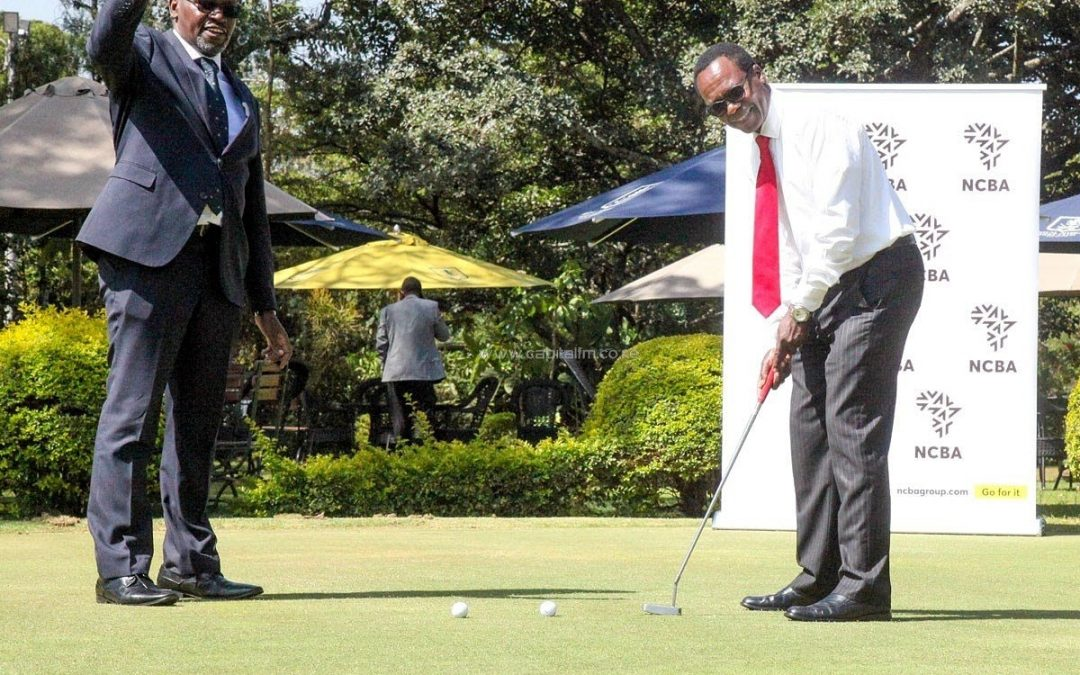 OVER 250 GOLFERS SIGN UP FOR NCBA SERIES IN THIKA