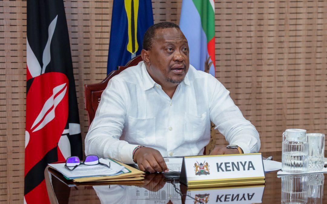 President Kenyatta: Kenya will advance a four-point agenda at the UN Security Council