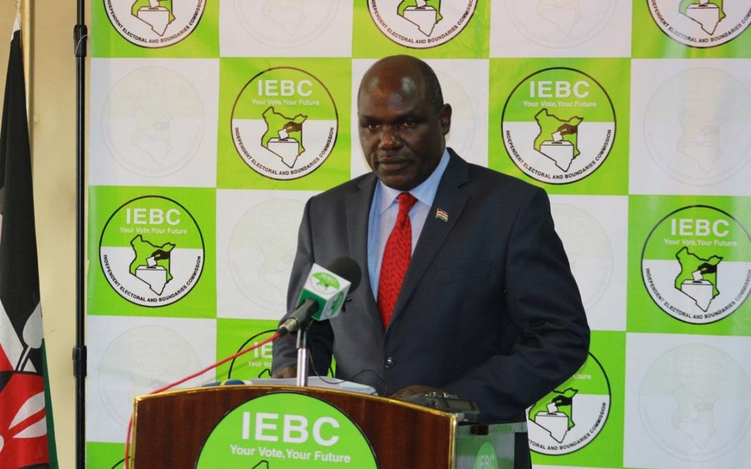 IEBC okays BBI Bill for discussion in County assemblies