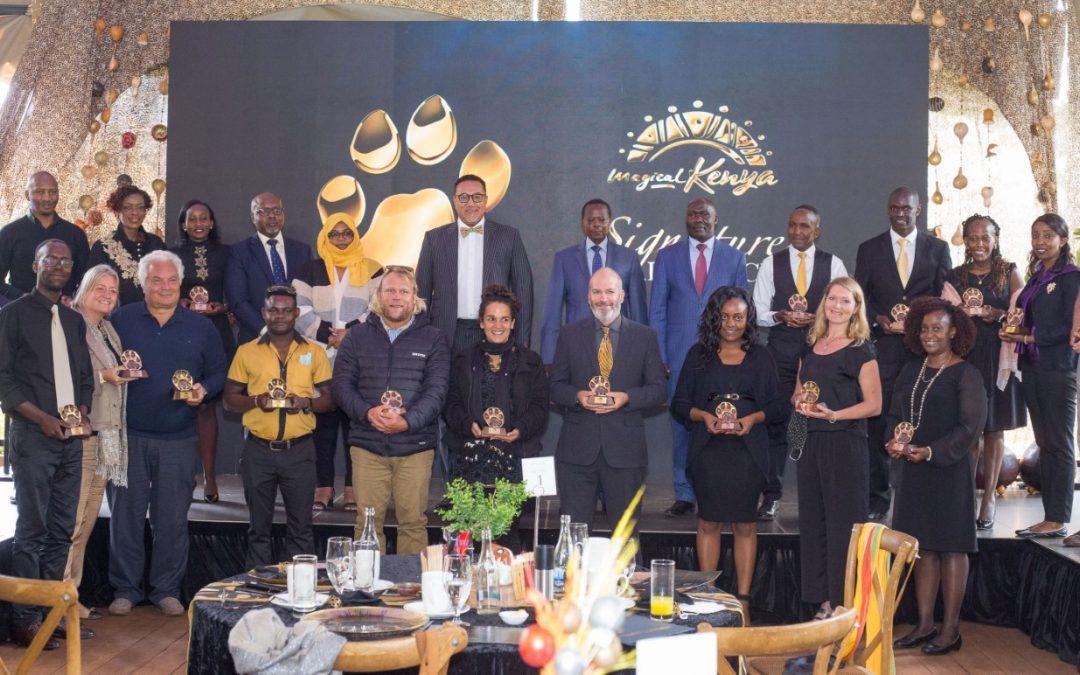 "Balala unveils Kenya's signature ""Magical Kenya"" experiences for 2021-2022"