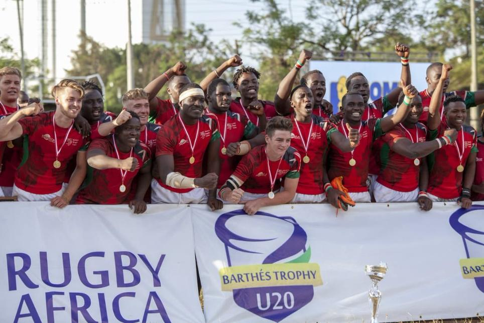 Rugby Union announces Under 20's Barthes Cup 2021 Edition kick off