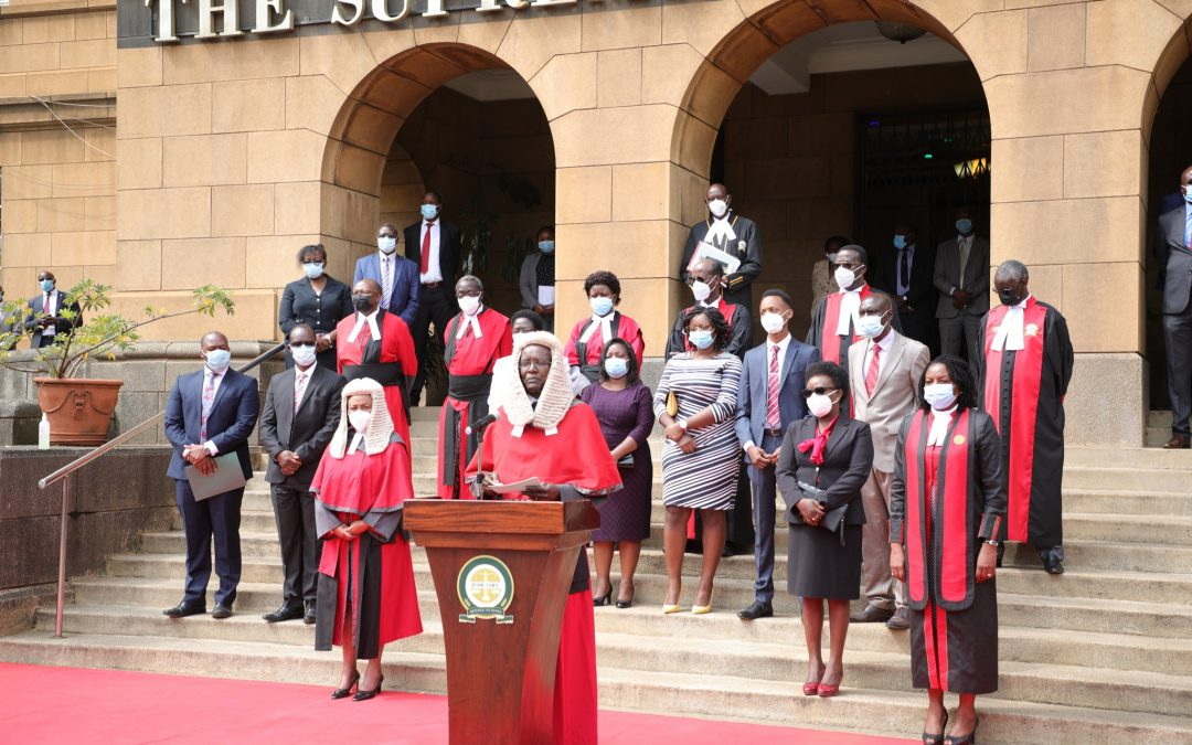 JSC shortlists 13 applicants for Chief Justice Post