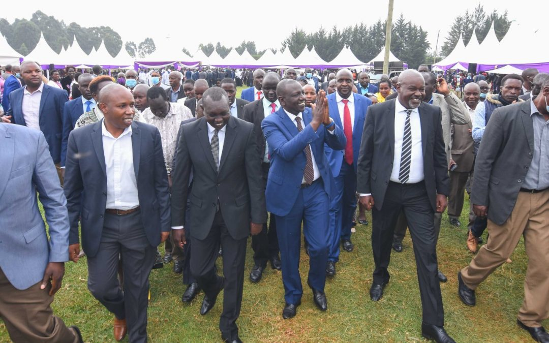 Life must go on after BBI, DP Ruto advices