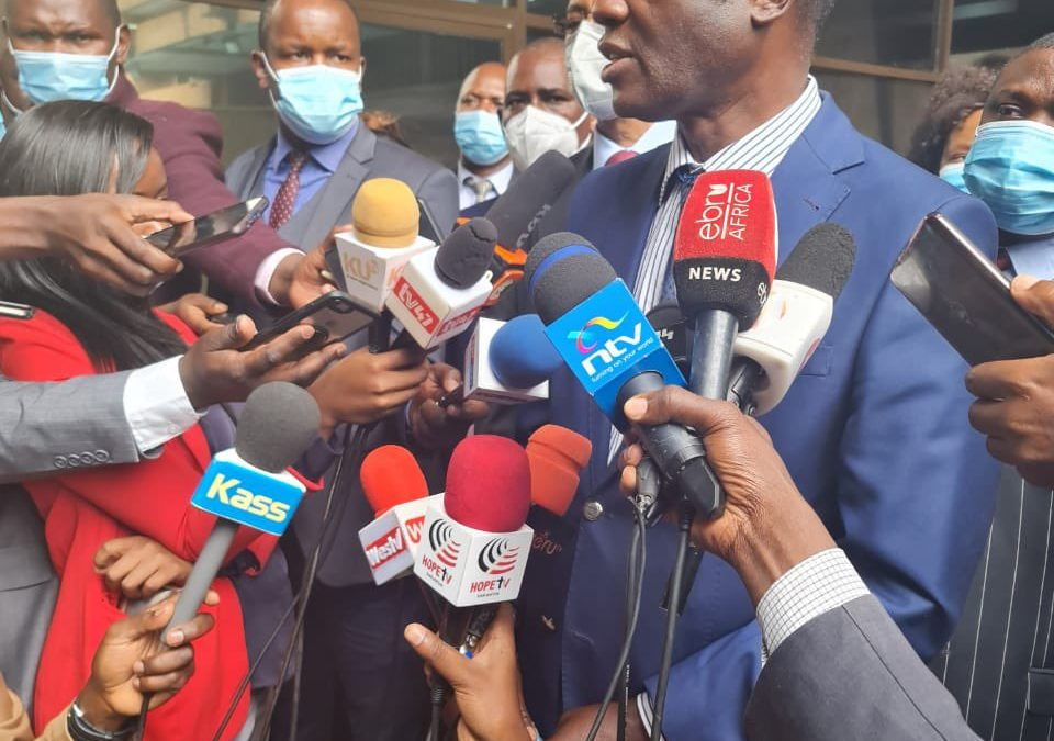 Jubilee party expels Senate Chief Whip over lack of confidentiality