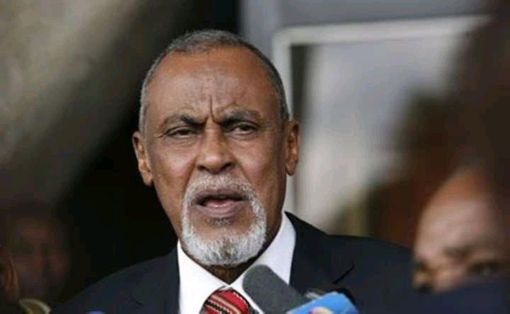 Garissa Senator Yusuf Hajji dies