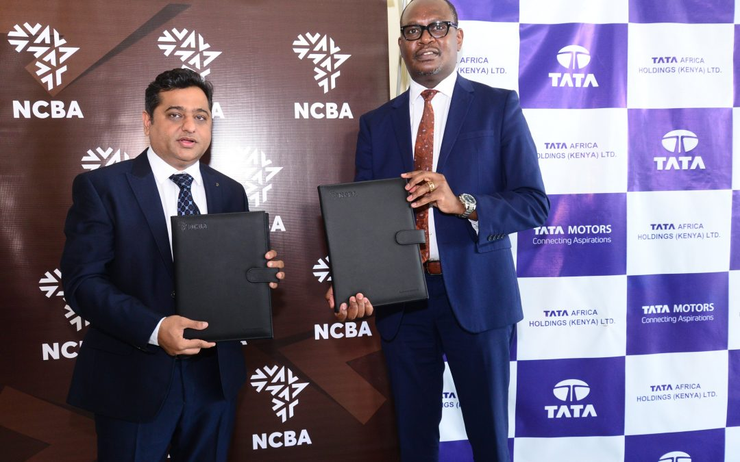 NCBA BANK PARTNERS TO FINANCE TATA COMMERCIAL VEHICLES