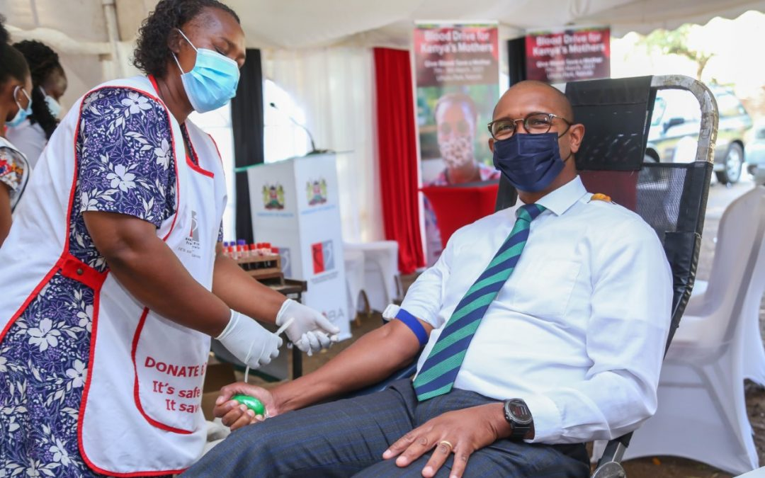 """Keep Mothers Alive"" blood drive launched to treat Post-Partum hemorrhage"