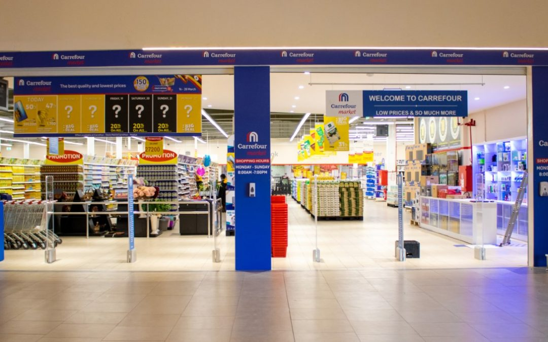 Carrefour opens second store in Uganda
