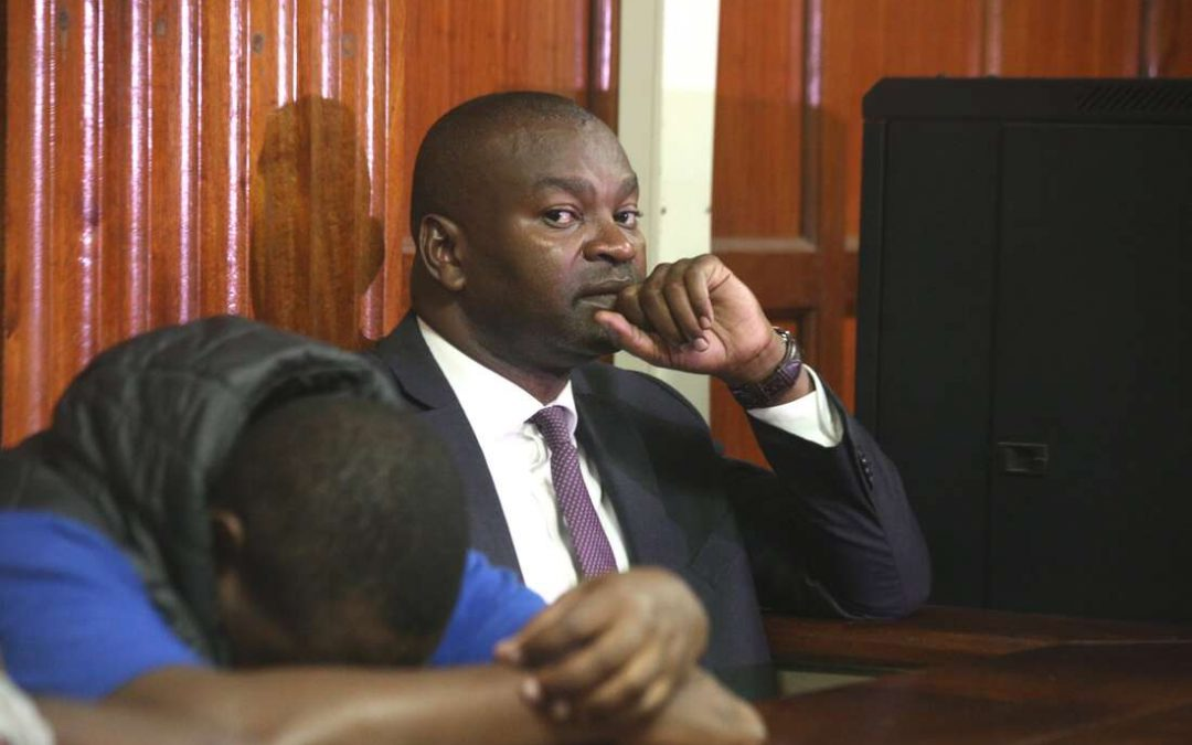 Echesa Freed on bail in  IEBC official assault case
