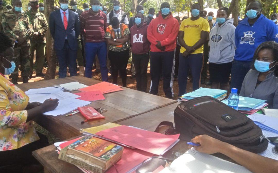 Senator Malala slapped with Ksh 2.5M bond over Matungu by-election chaos