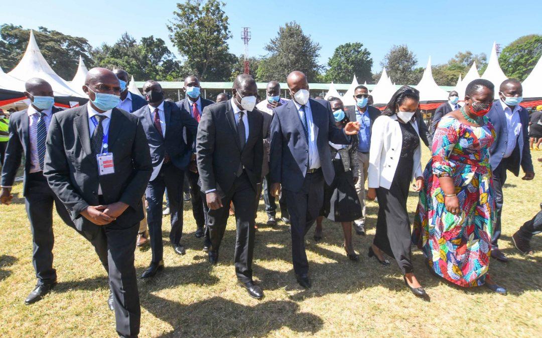 DP Ruto urges Independent bodies to shun partisan politics
