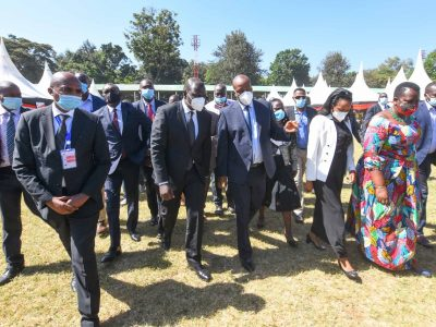 ruto independent bodies