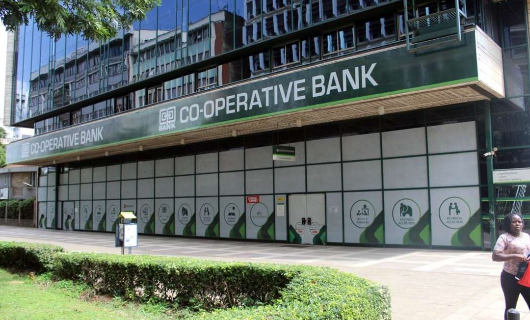 Co-op Bank partners with eco. business Fund to finance sustainable agriculture