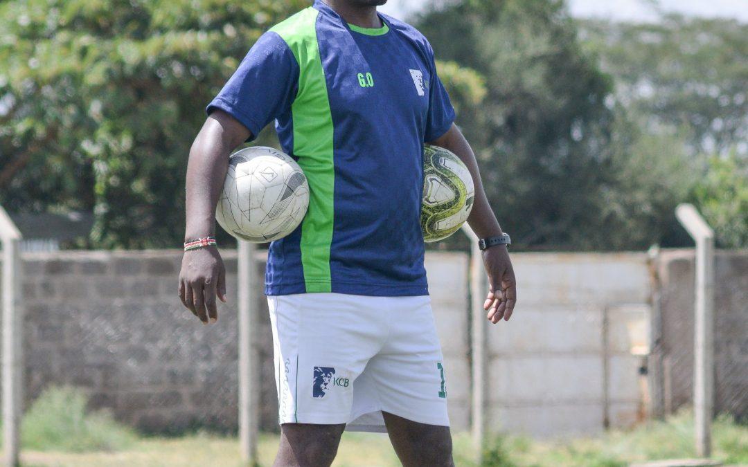 KCB Football deputy coach picked to coach Harambee Starlets