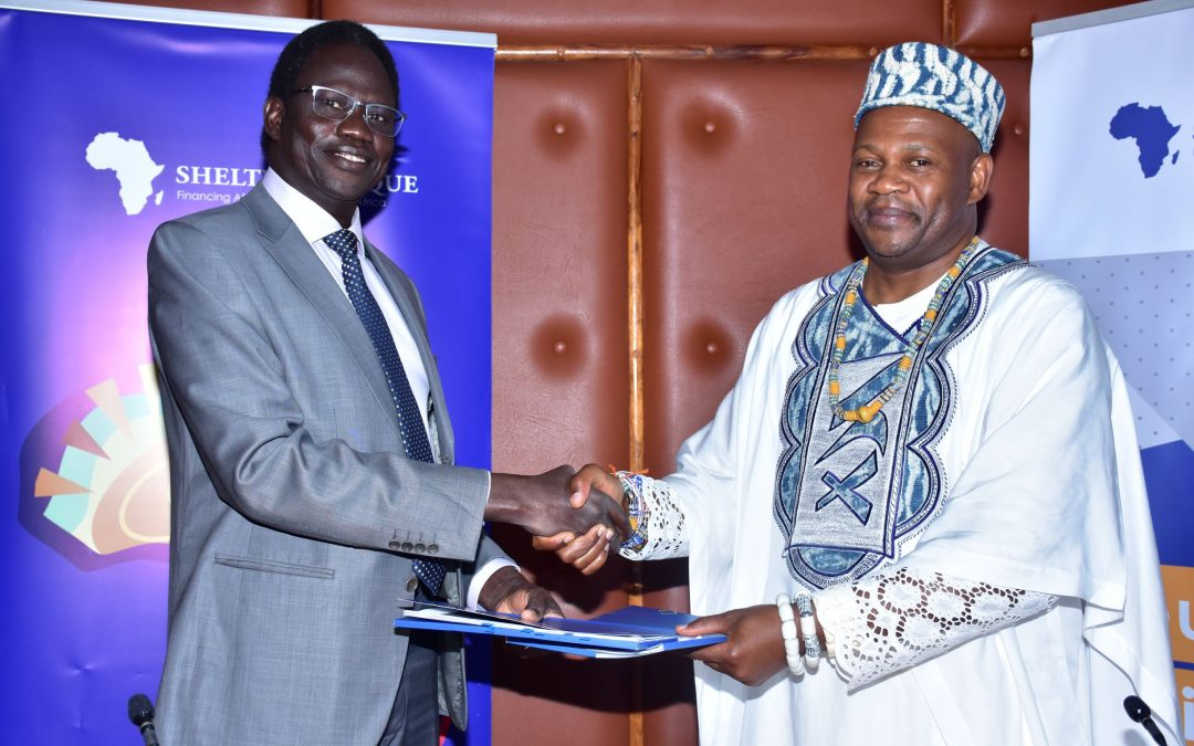 Shelter Afrique signs USD1.5bn housing deal with the Government South Sudan