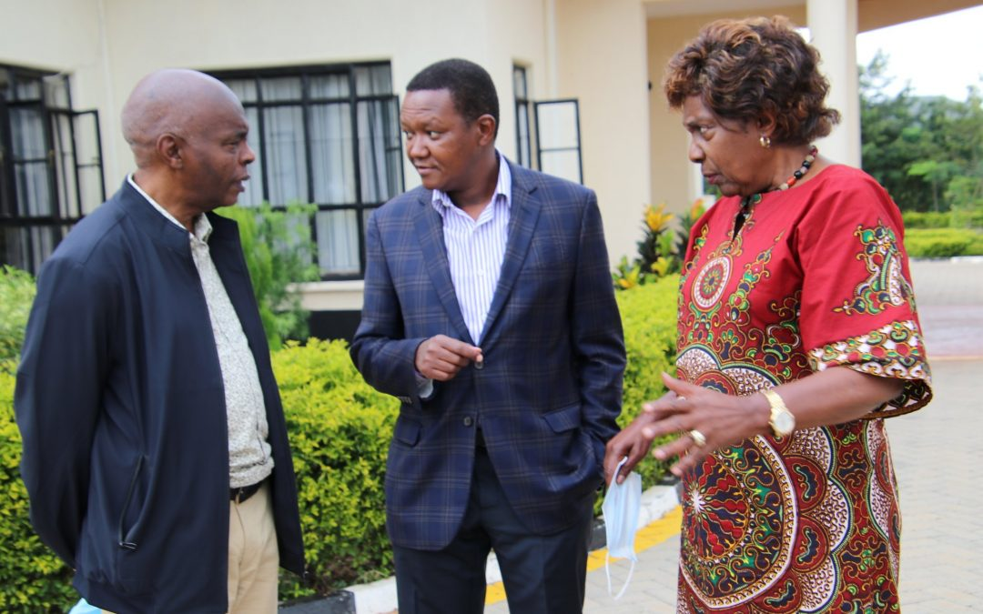 Ukambani Governors meet to complete plans for President's regional tour next week