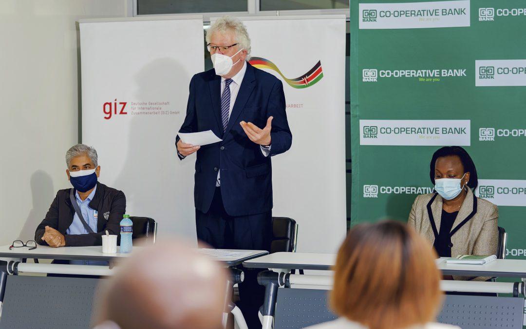 Co-op Bank partners with GIZ to empower youthful 'boda boda' operators