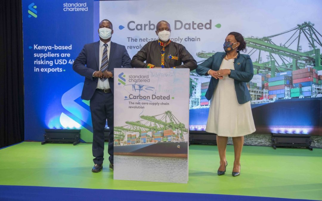 Kenyan-based suppliers urged to cut carbon emission to escape USD 4Bn export loss