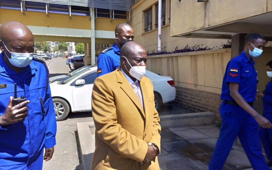 Gachagua pleads not guilty to graft, freed on a Ksh 12M bond