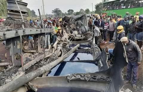Death toll rises in Malanga oil tanker tragedy