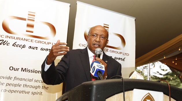 CIC Group Board appoints Nelson Kuria as chairman