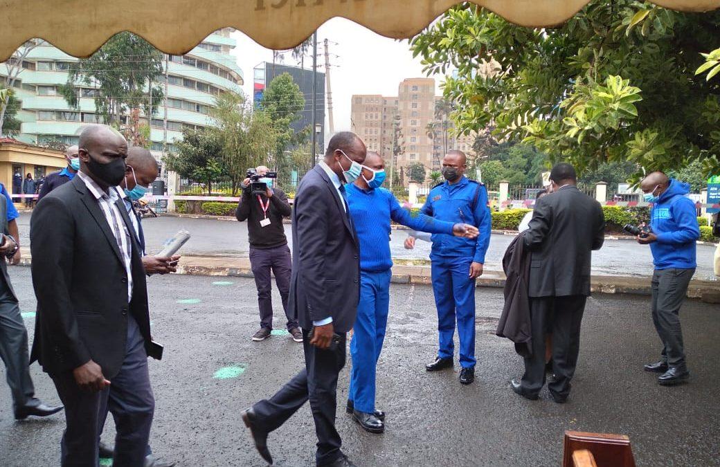 Murder trial against Migori Governor kicks off in Nairobi